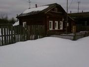 Продам в Тейкове: Деревянный дом и земельный участок за 500 000 руб.
