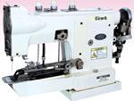 Пуговичная машина для пришивания плоских пуговиц - 27000 руб.