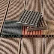 Террасная доска MultiDeck из дпк, декинг
