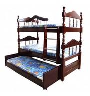 Кровати,  прихожие,  шкафы,  комоды из ДЕРЕВА и ЛДСП.  Размер любой.
