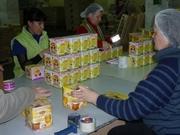 Упаковщики на склад чая