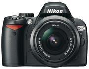 Продам фотоаппарат бу Nikon d60