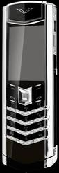 Люксовый телефон - Vertu Signature S Design Silver (Concierge,  Made in