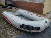 Продаётся   моторная лодка Badger HD350AL